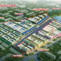 占地380亩,仓储12万㎡!江西高安首个陶瓷类零担物流园开工建设